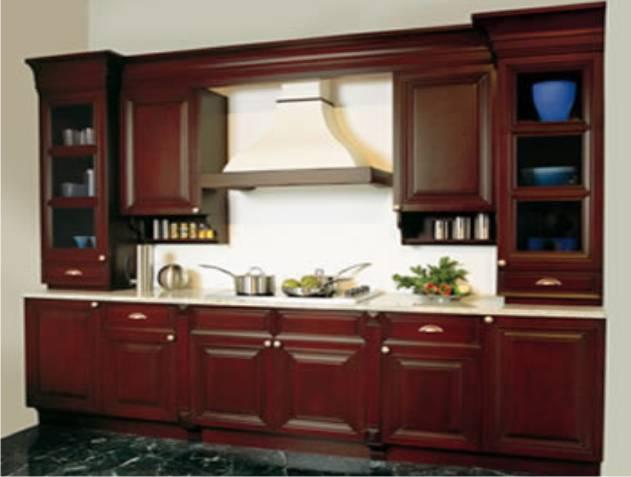 de madera para residencias cocina clásica de madera en blanco